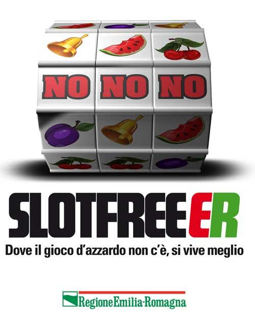 Logo SlotfreeER - Dove il gioco d'azzardo non c'è, si vive meglio
